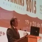 Enrique Delgado en las jornadas tributarias 2015